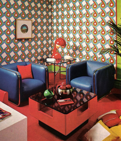 Houses and architecture 138 at srta jara modern living for Decoracion 70 s